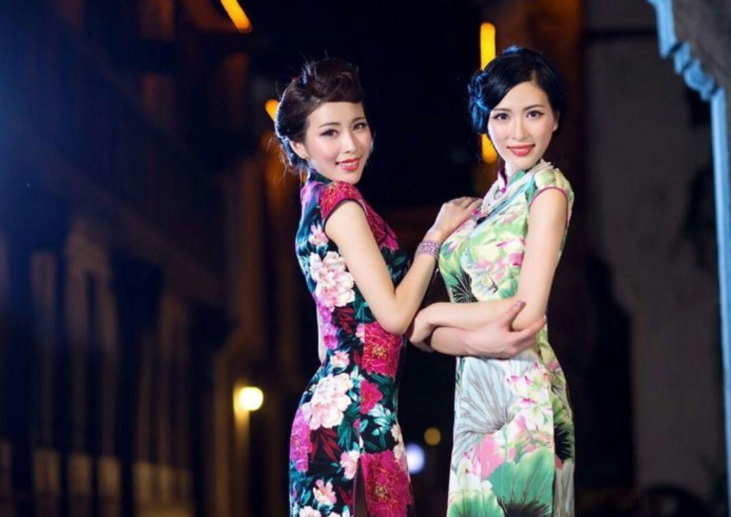 5 4 asian woman