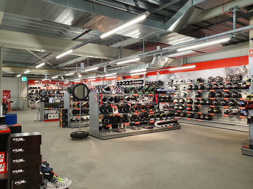 POLO Motorrad Store Oftringen