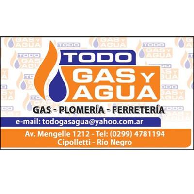 TODO GAS Y AGUA