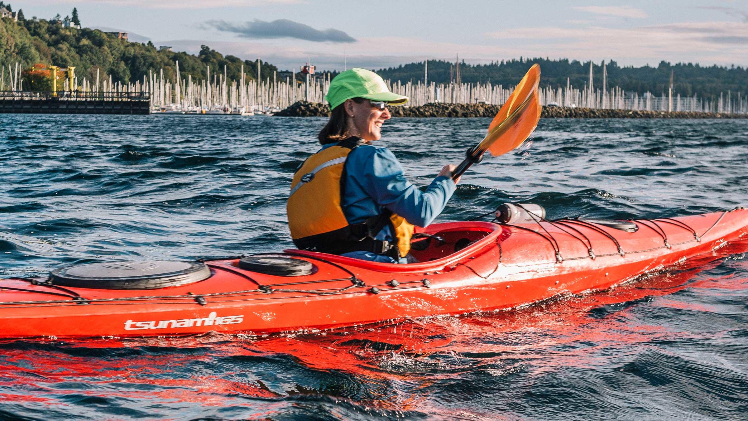 Sold Out - Learn to Kayak Class