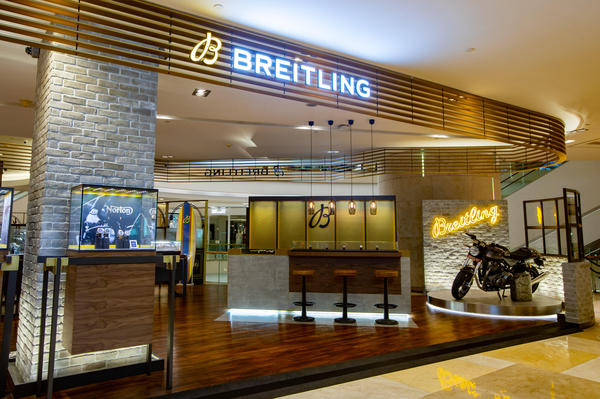 BREITLING BOUTIQUE ION ORCHARD - SINGAPORE