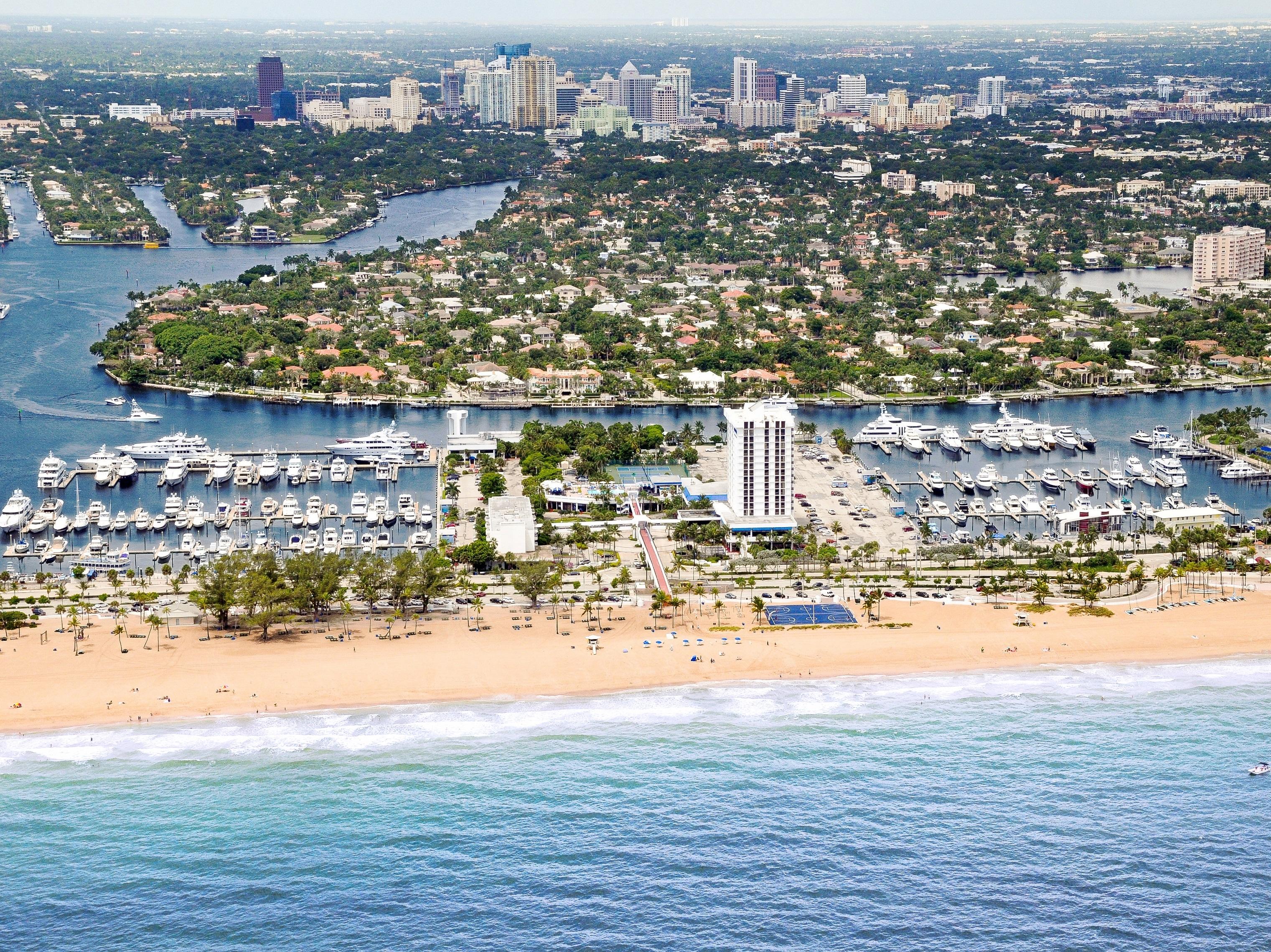 Enterprise Car Rental Fort Lauderdale Beach