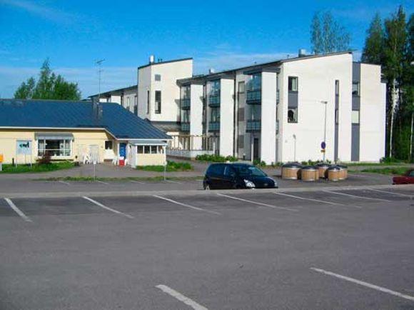 Kirkkonummen palvelukeskus/Kyrkslätts servicecentral
