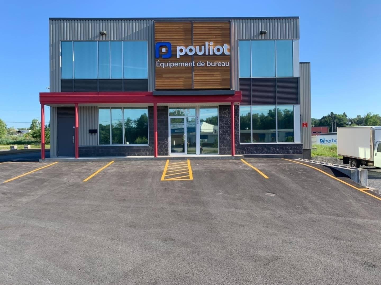 Pouliot Équipement de bureau à Sherbrooke