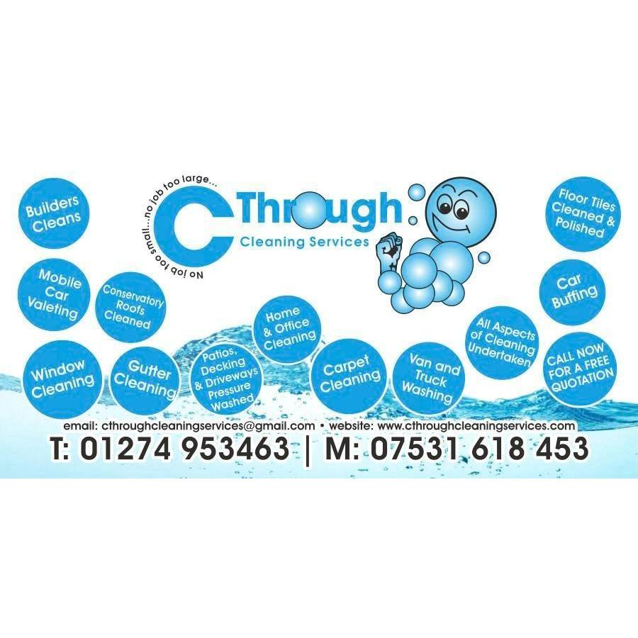 C Through Cleaning Services - Bradford, West Yorkshire BD12 0HB - 07531 618453   ShowMeLocal.com