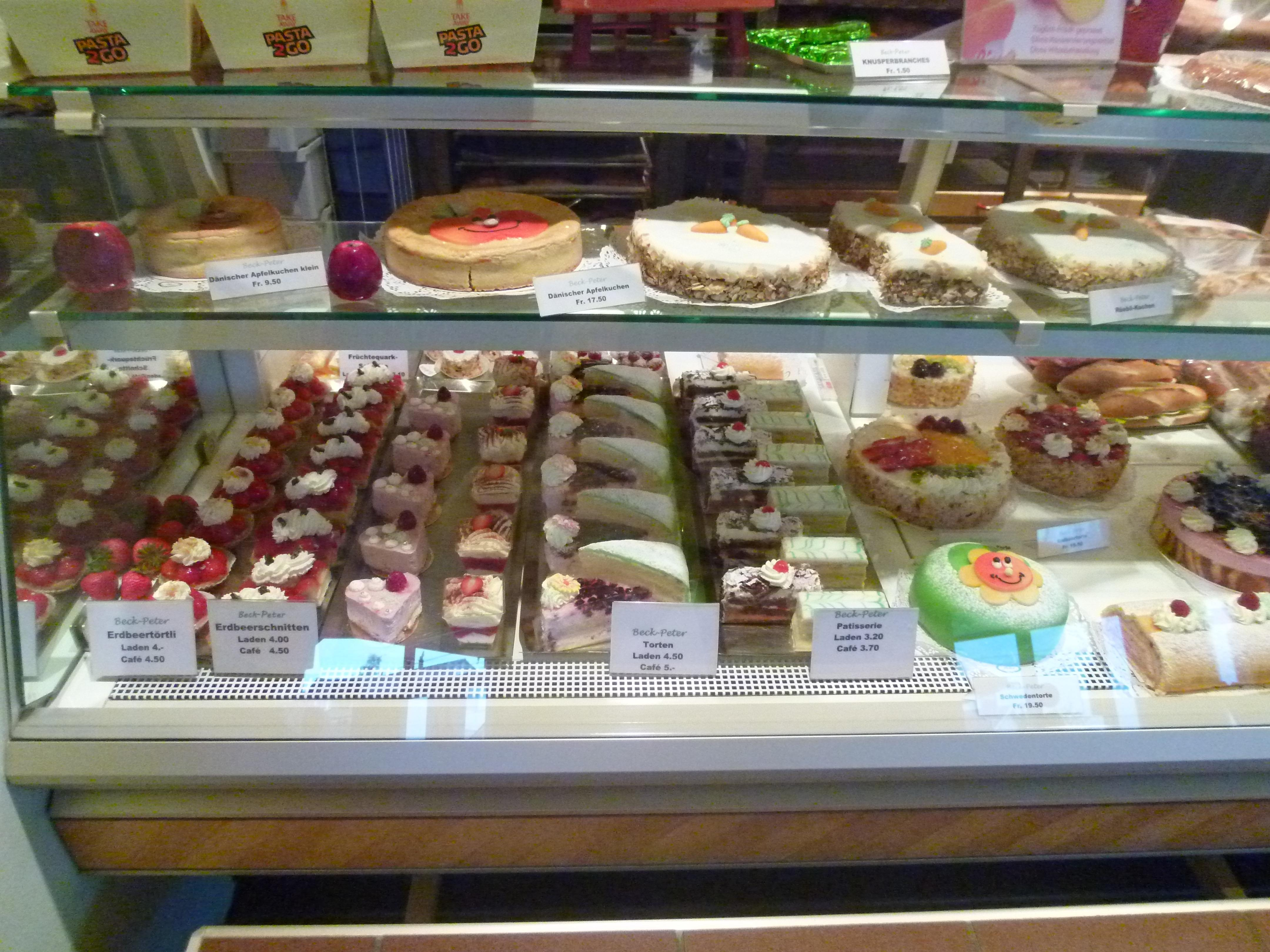 Bäckerei-Konditorei-Café Peter