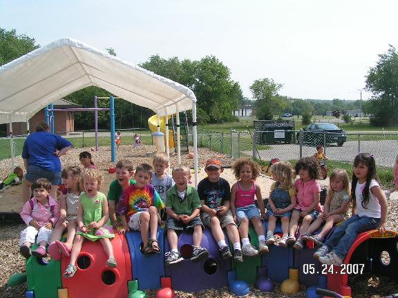 A Sunshine Playhouse Child Care Center