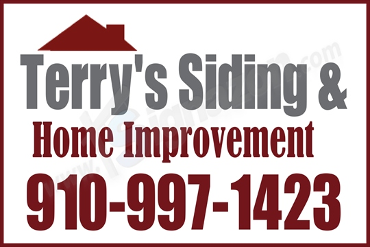 Terry's Siding and Home Imp.