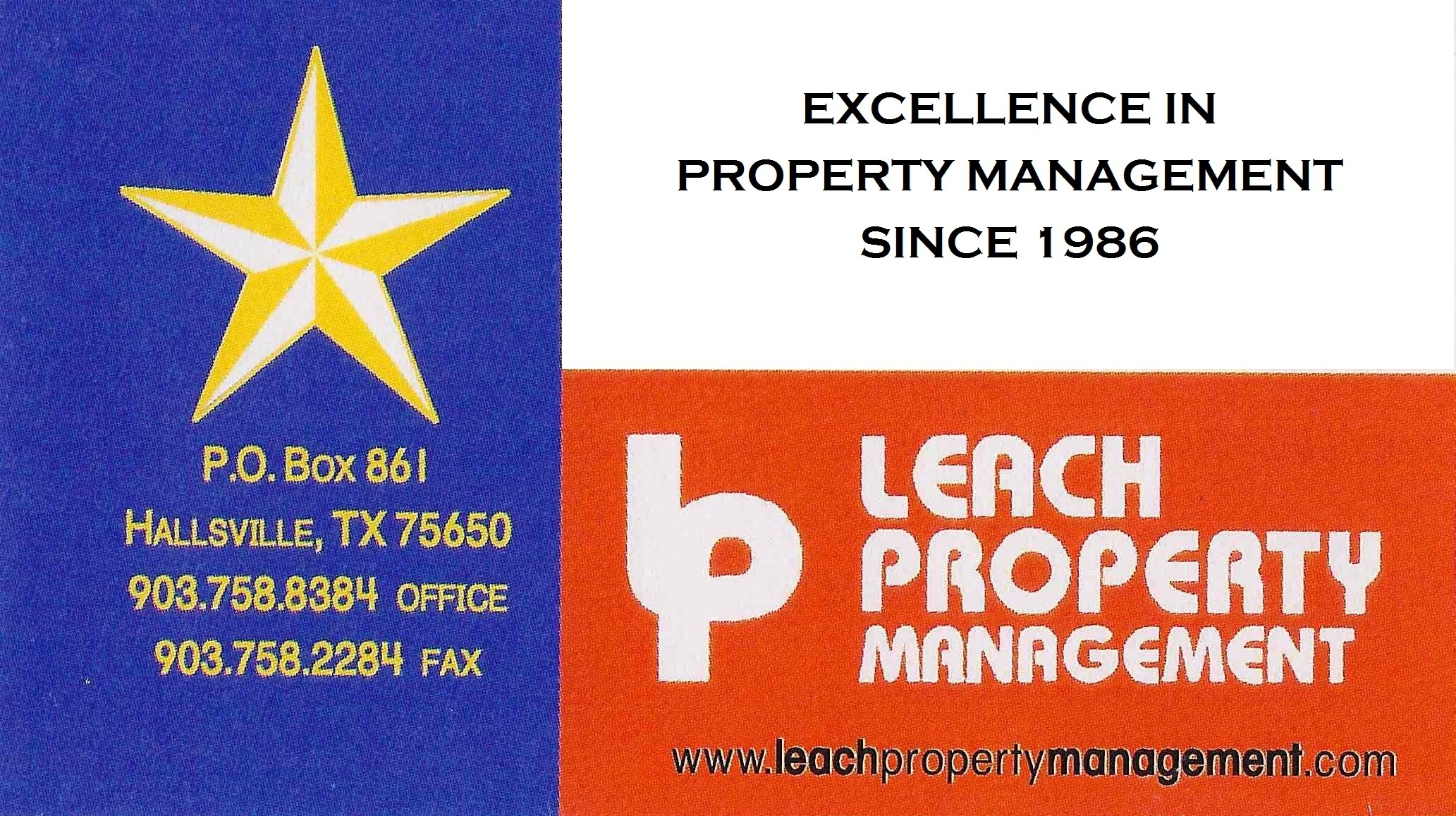 Leach Property Management