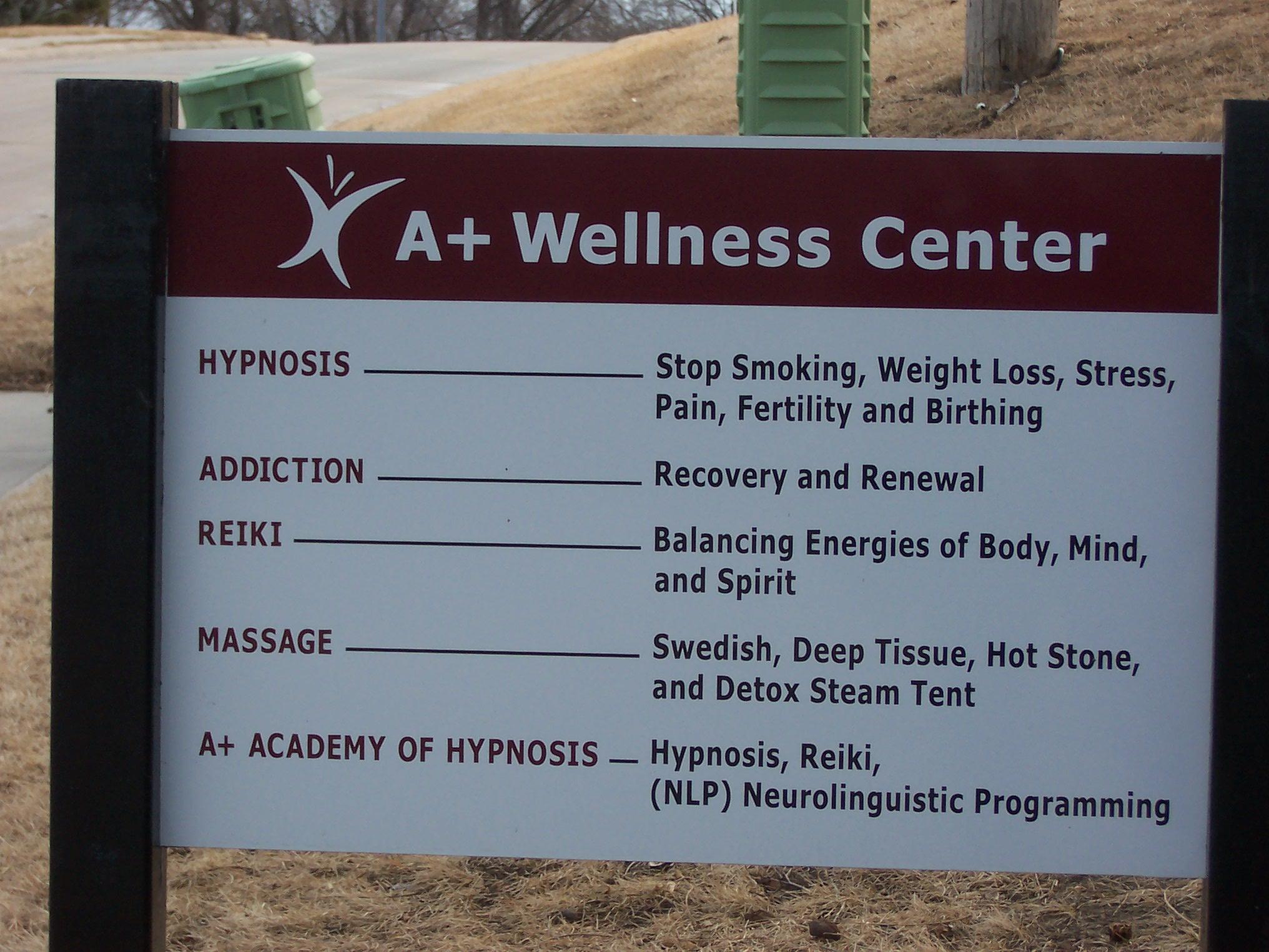 A Plus Hypnosis Wellness Center