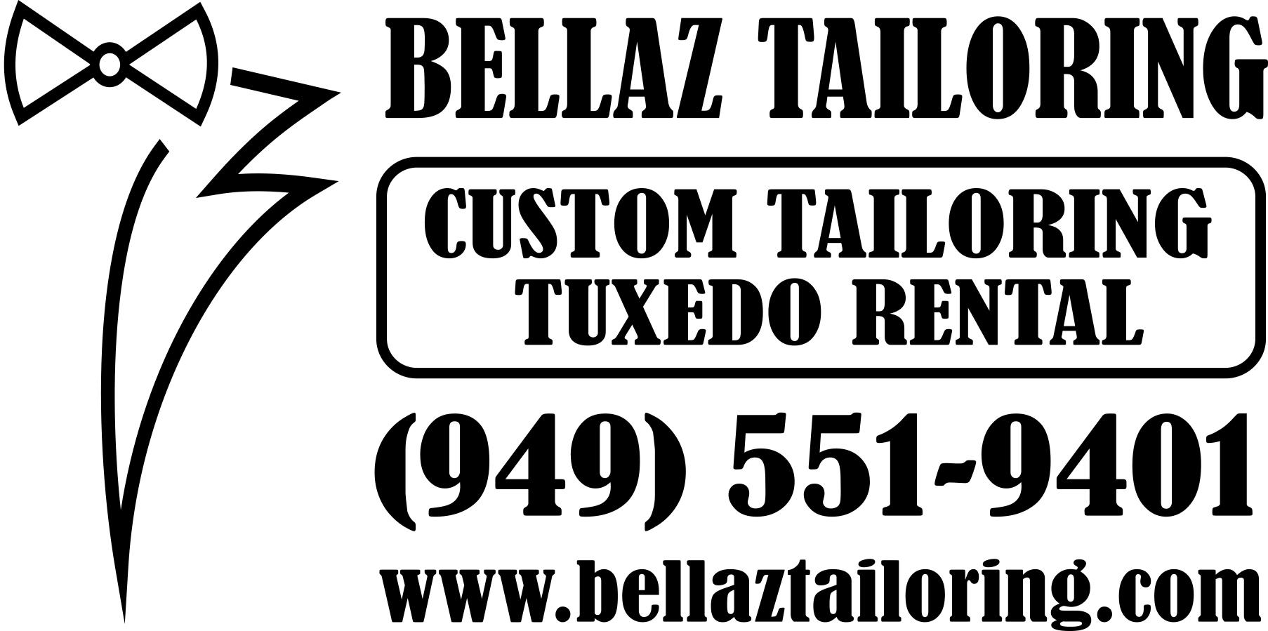 Bellaz Tailoring and Tuxedo Rental