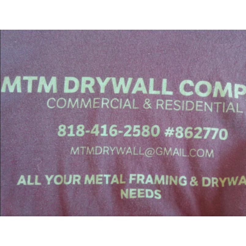 MTM Drywall Company