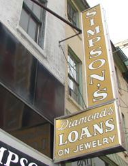 Simpson's Jewelery and Pawn - Philadelphia, PA