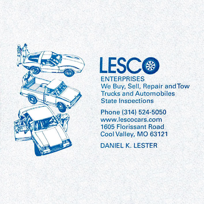 Lesco Enterprises Inc - Cool Valley, MO - General Auto Repair & Service