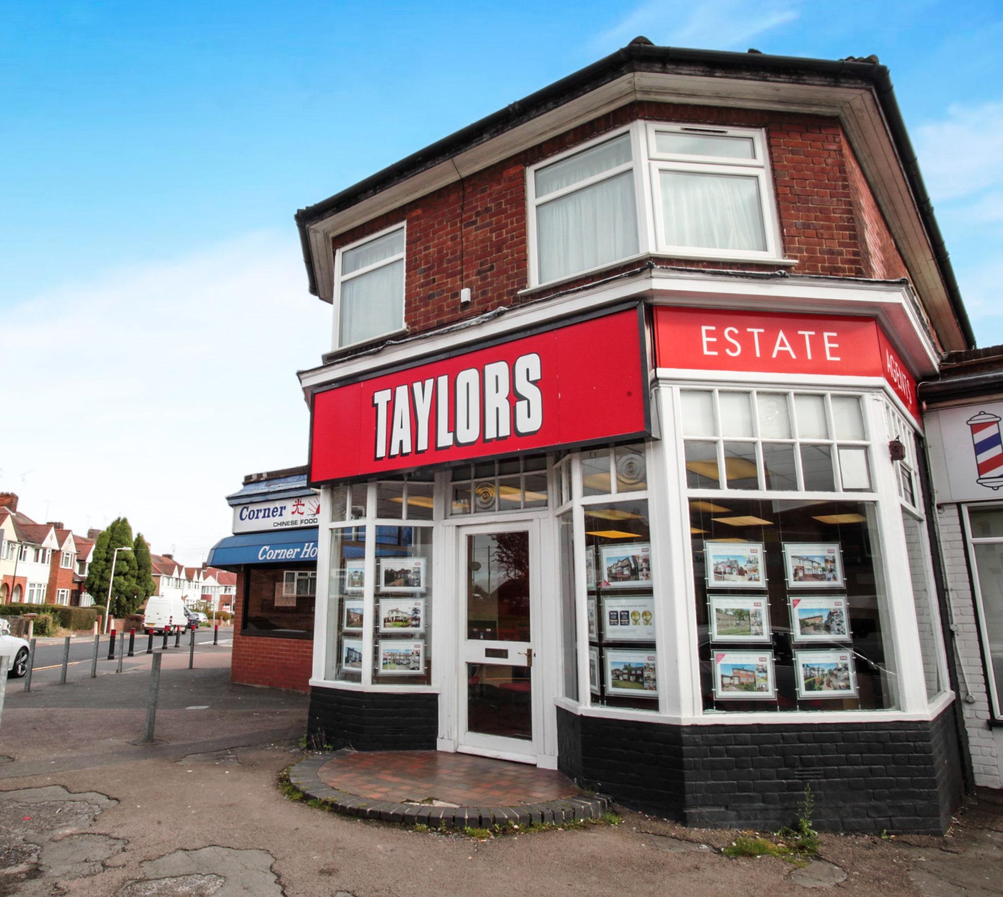Taylors Estate Agents Leagrave