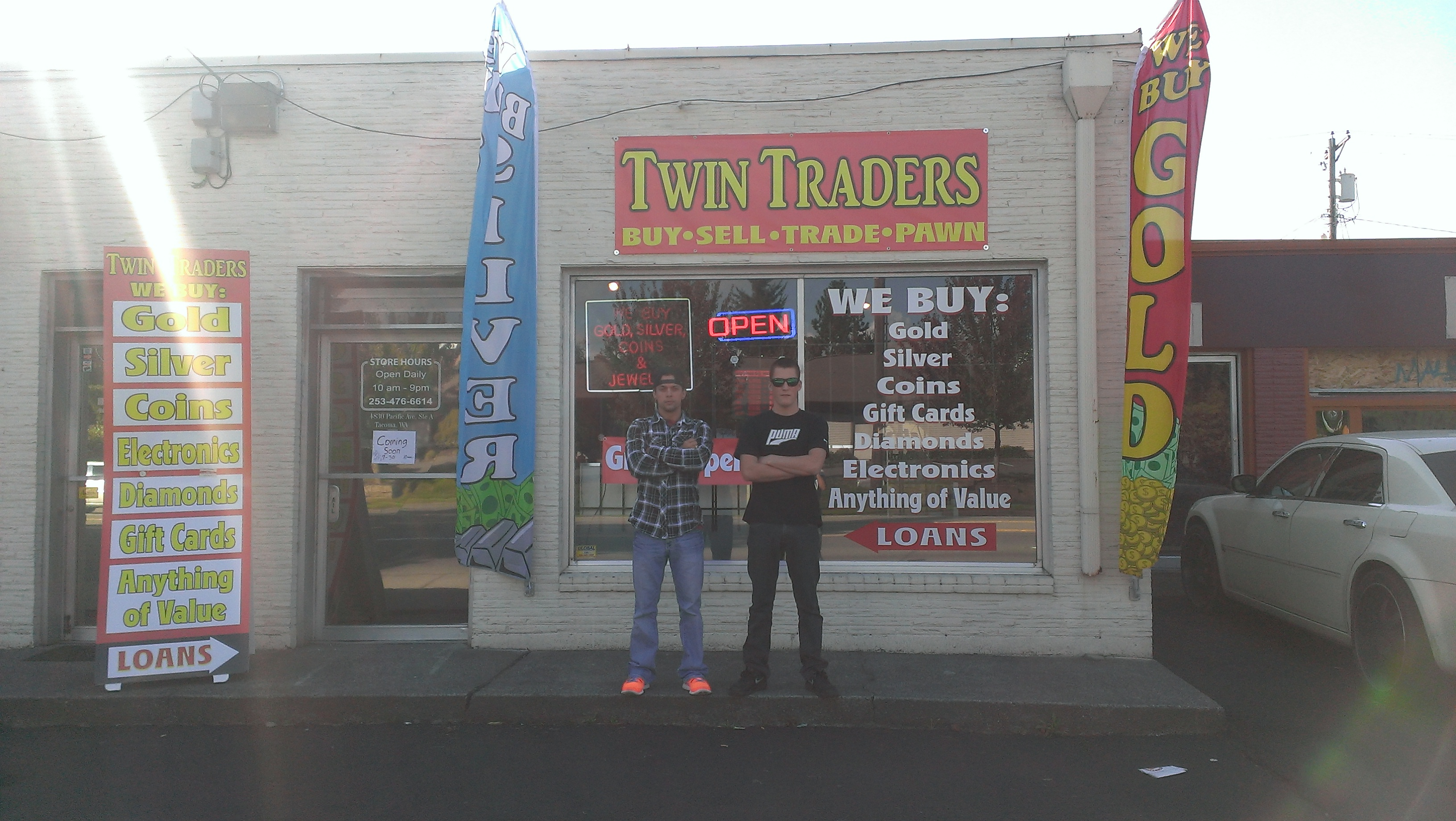 Twin Traders Pawn Shop