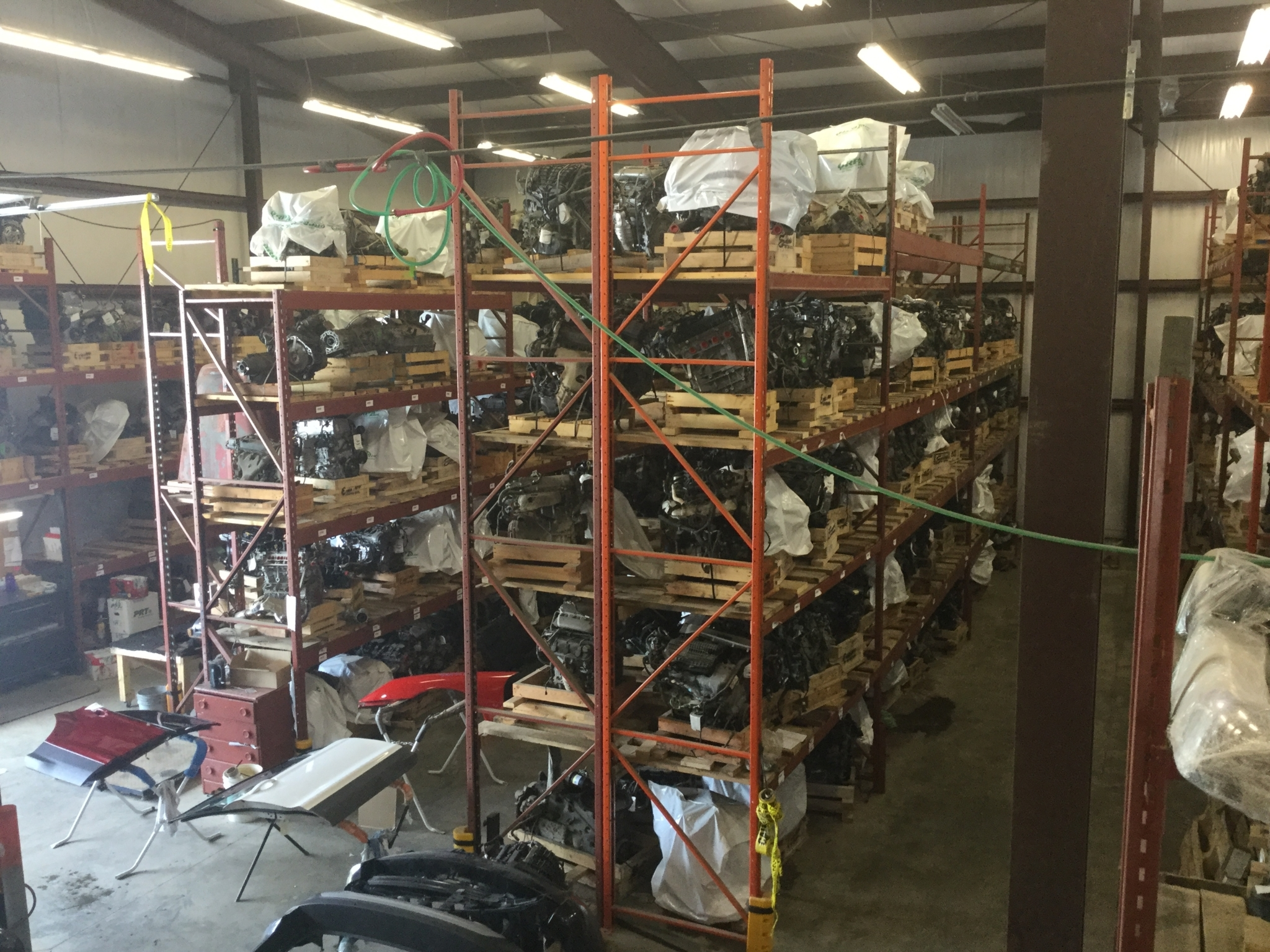 Ernie's Used Auto Parts