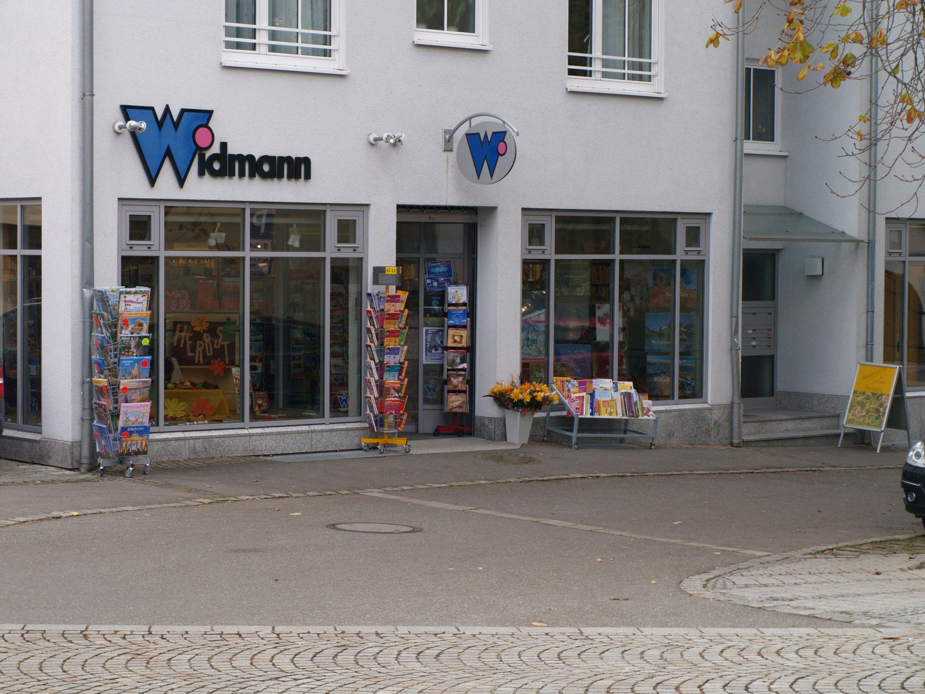 Buchhandlung WIDMANN