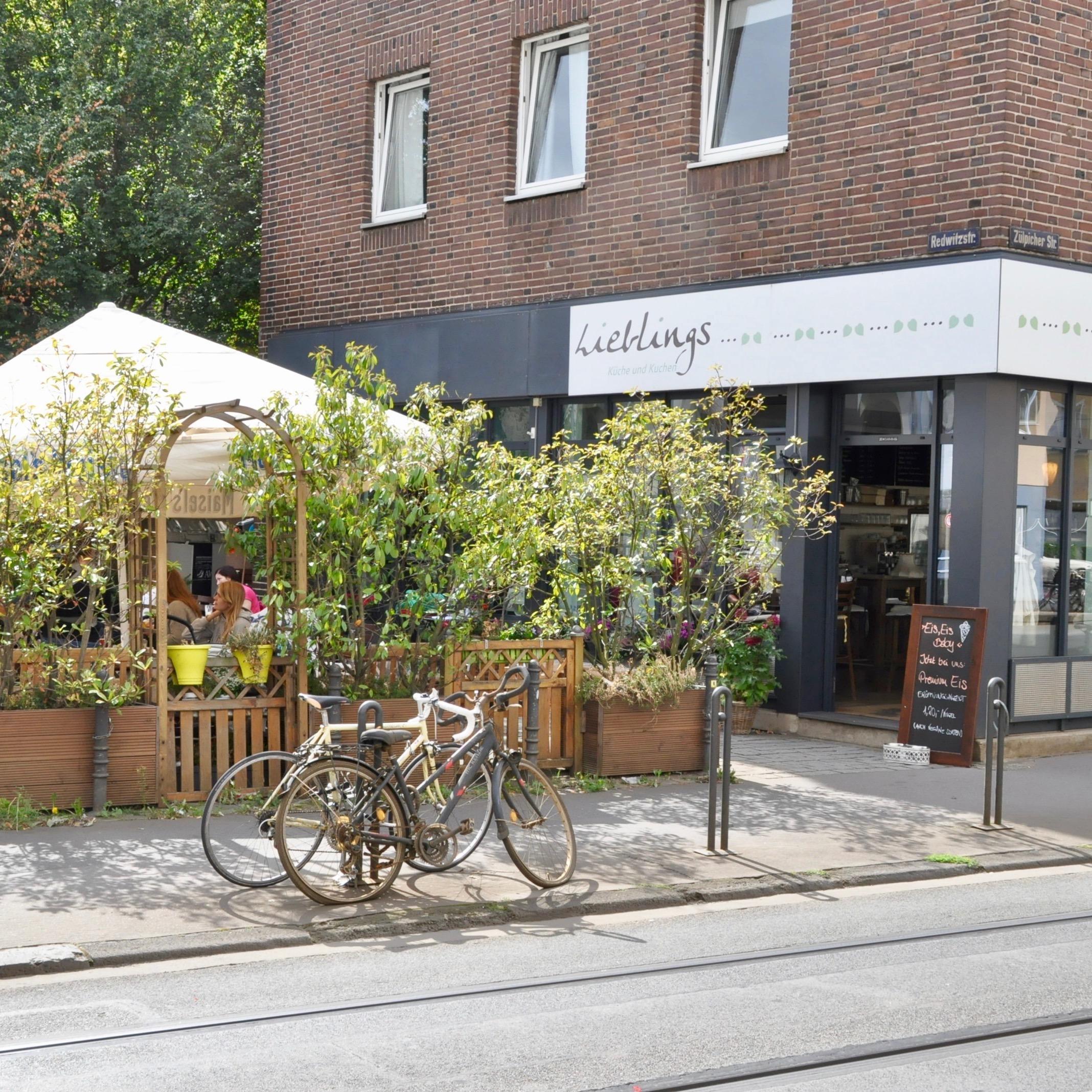 Bild zu Café Lieblings Köln I Frühstück, Küche & Kuchen in Köln