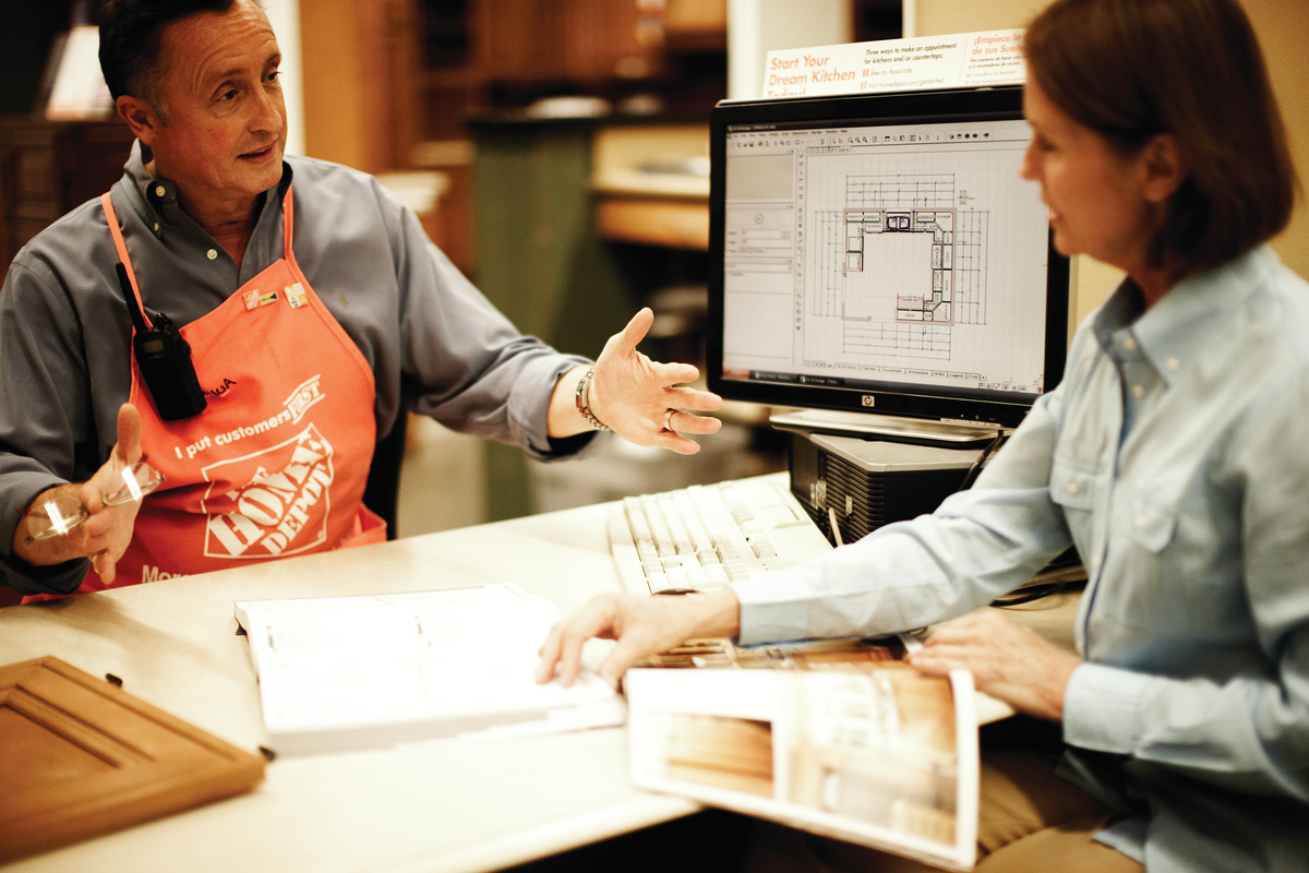 Home Services at The Home Depot Albert Lea (507)218-9307