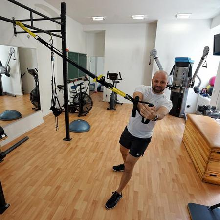 Kundenbild klein 5 Tayfun Berlin Personal Trainer