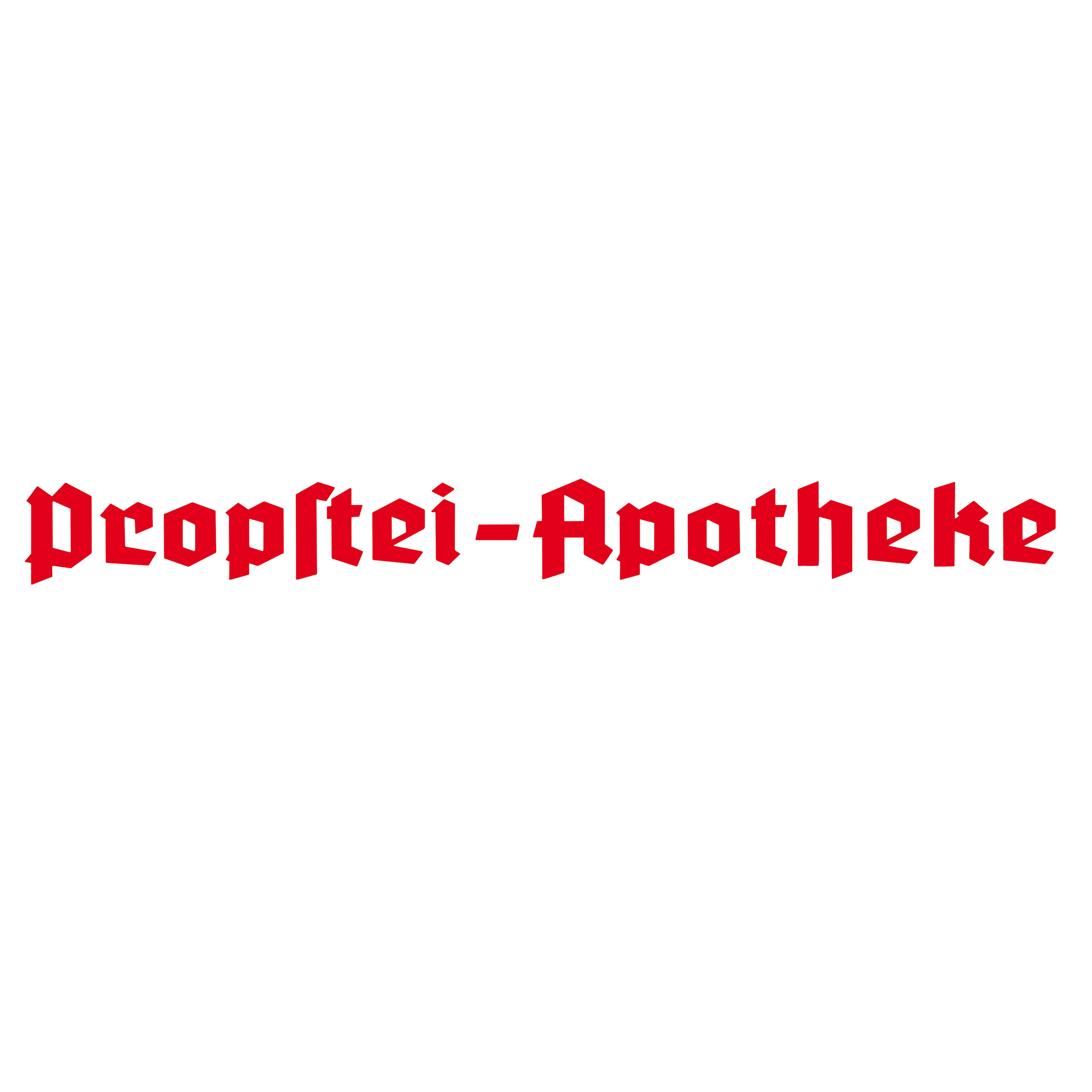 Logo der Propstei-Apotheke