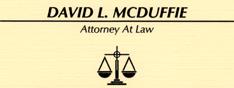 David L McDuffie - Attorney At Law