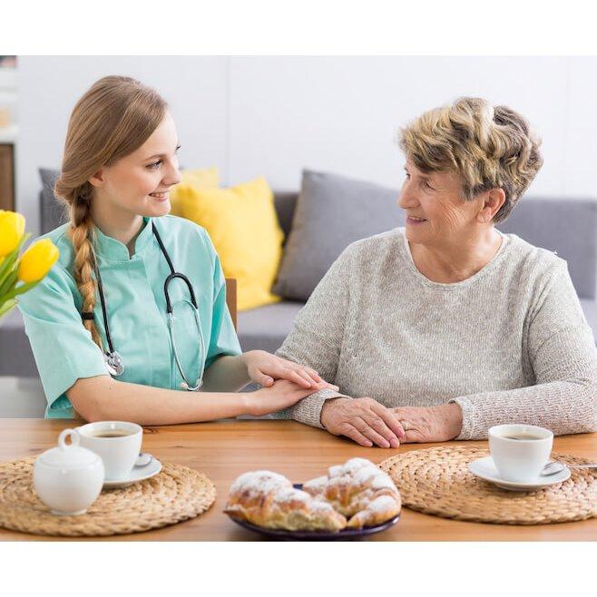 Bild zu Seniorenbetreuung in Iserlohn