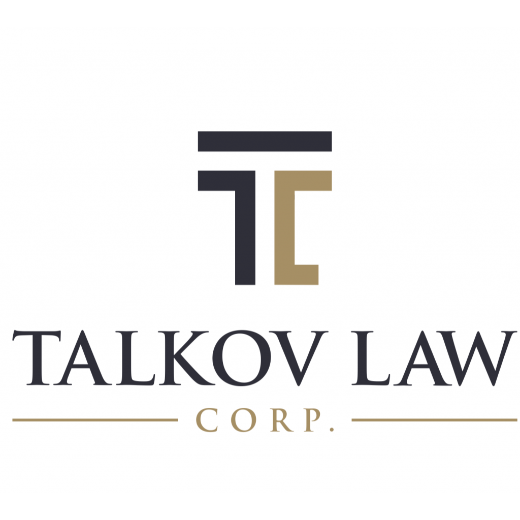 Talkov Law Logo