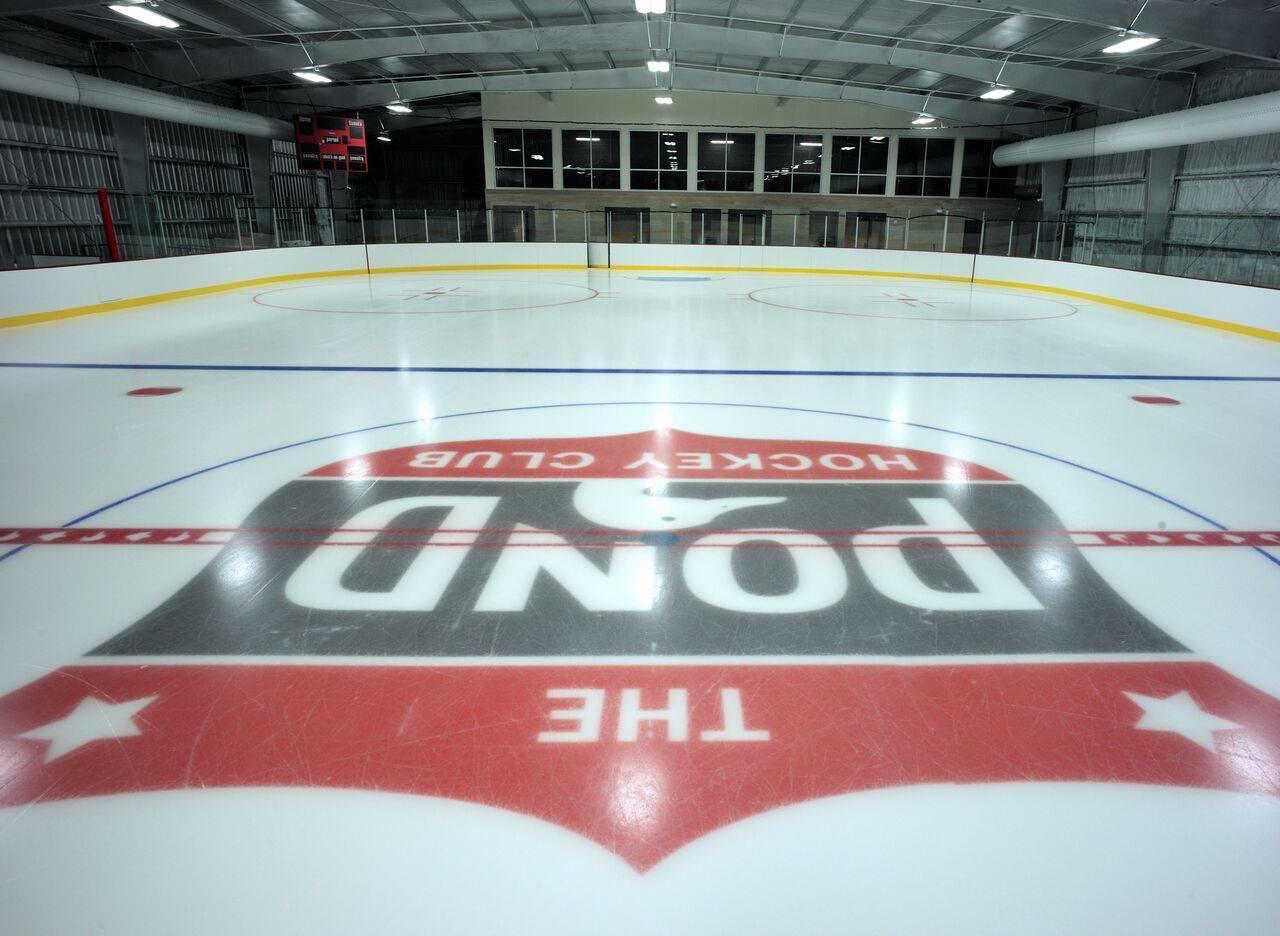 The Pond Hockey Club