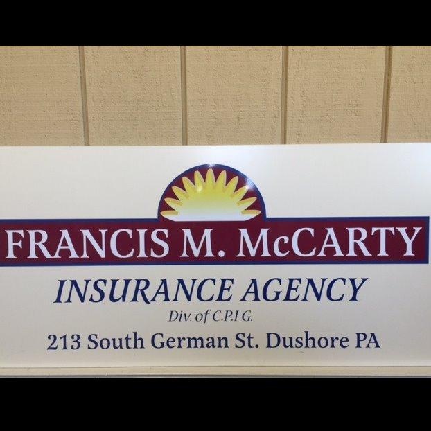 McCarty FM Insurance Agency - Dushore, PA - Insurance Agents