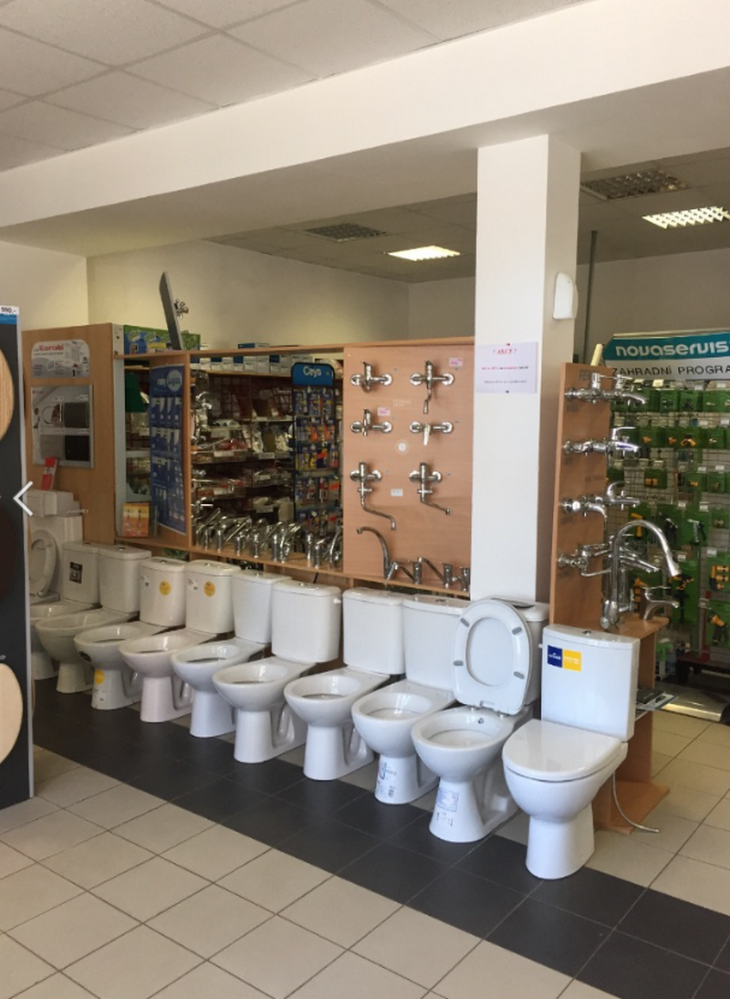 INSTALA KRT s.r.o. - instalační materiál a vybavení koupelen Louny, Most a Žatec