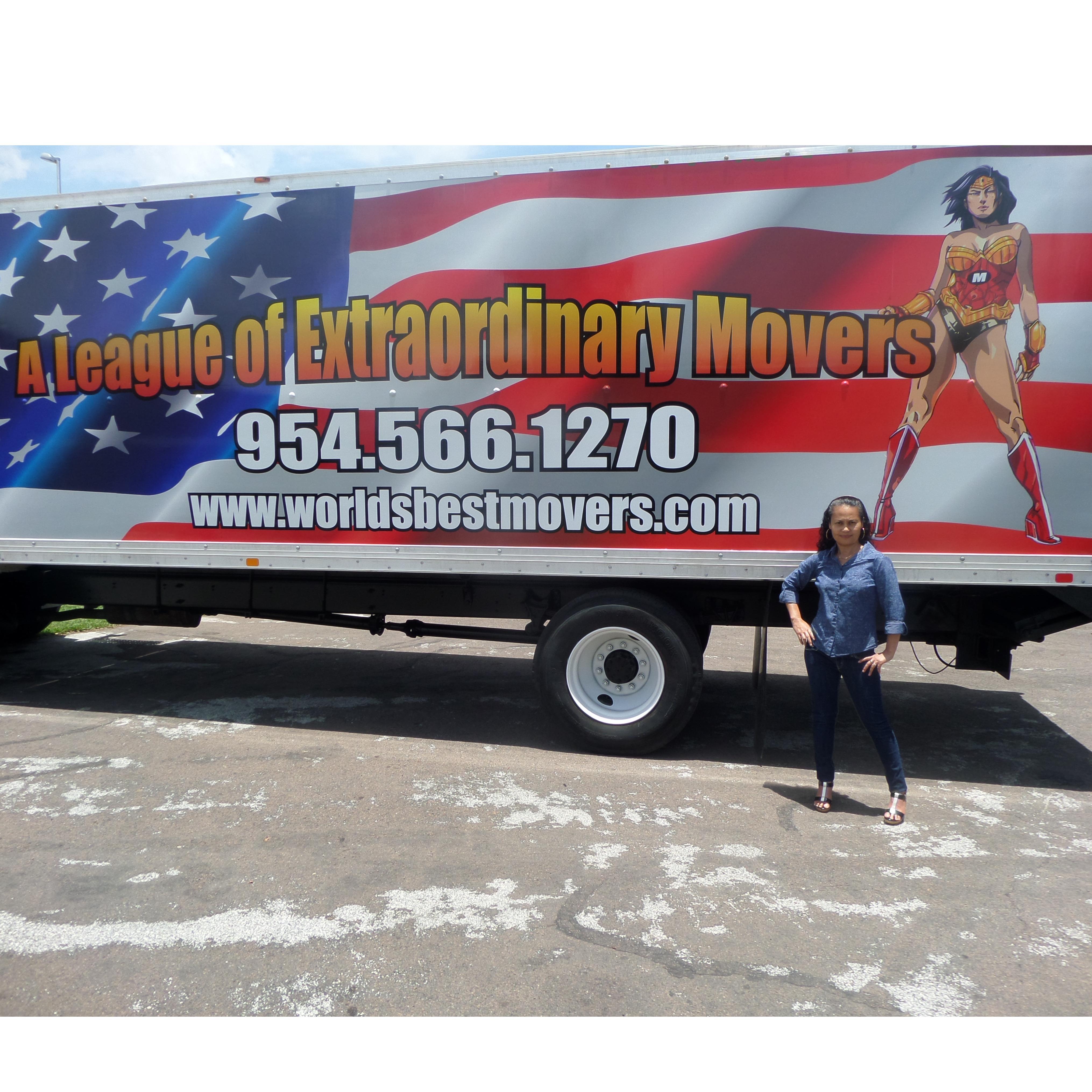A League of Extraordinary Movers - Plantation, FL 33317 - (954)566-1270 | ShowMeLocal.com