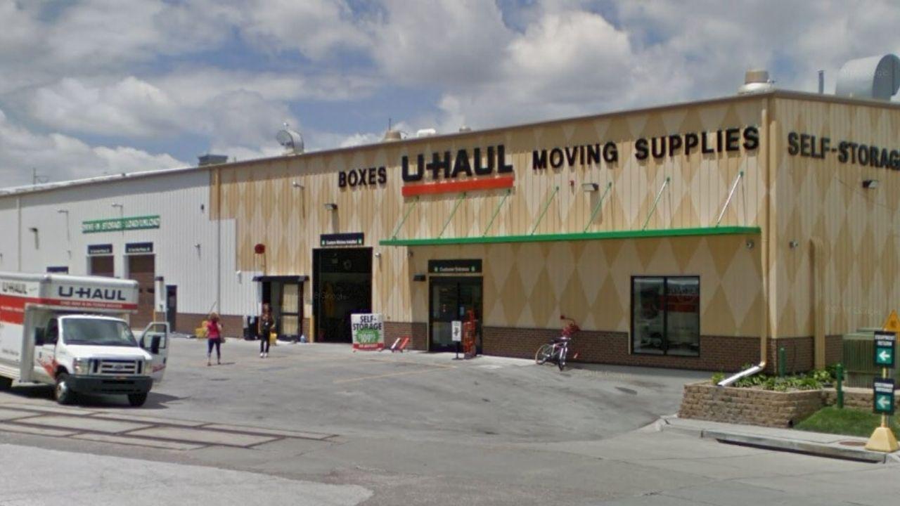 U-Haul Moving & Storage of North Downtown