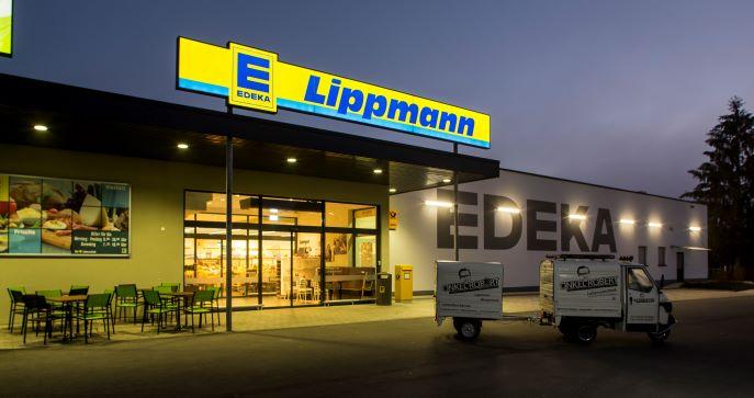 Außenansicht EDEKA Lippmann / Onkel Robert