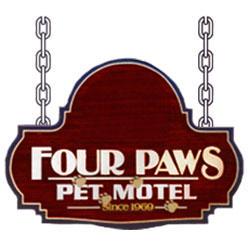 Four Paws Pet Motel