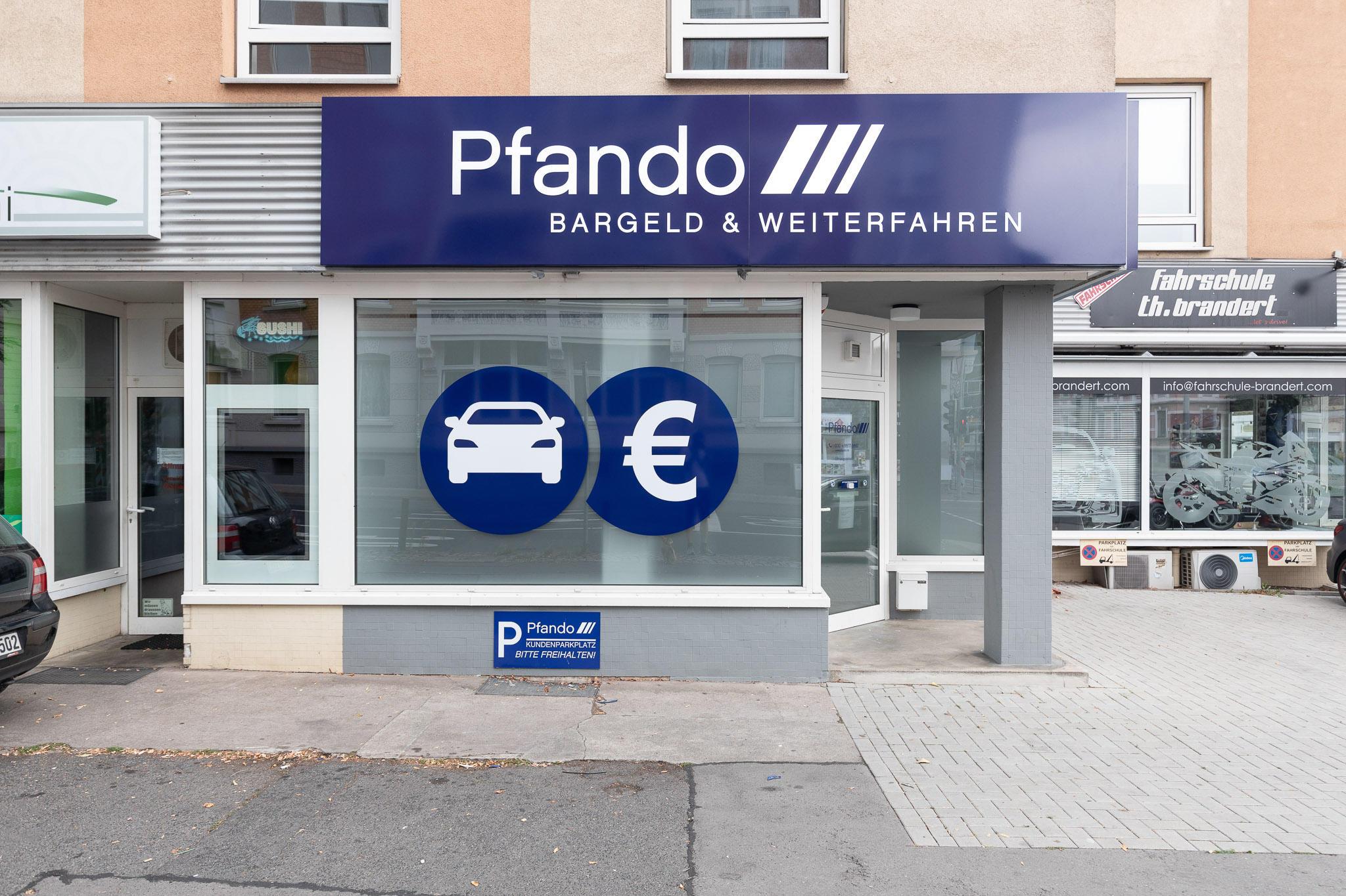 Pfando - Kfz-Pfandleihhaus Braunschweig