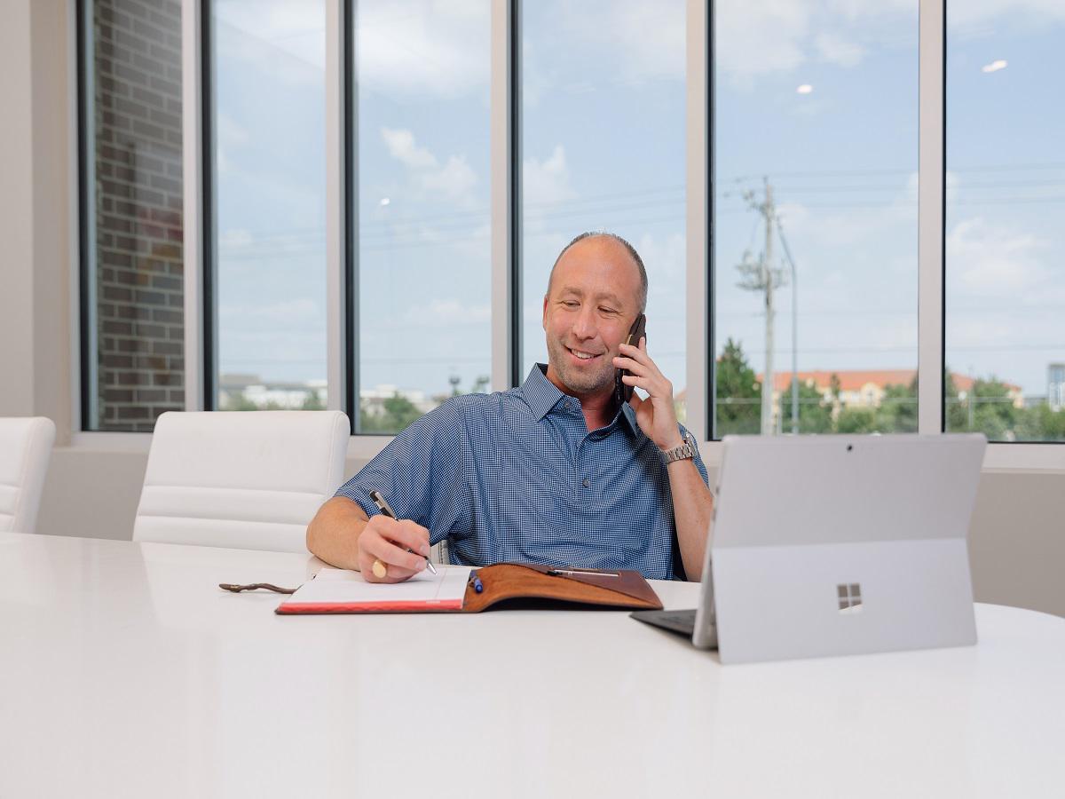 Transworld Business Advisors of Edmond-Aaron Brownlee