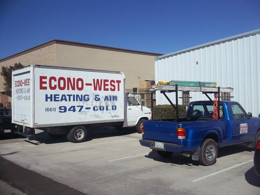 Econo West Heating Air Amp Plumbing Lancaster Ca Coupons