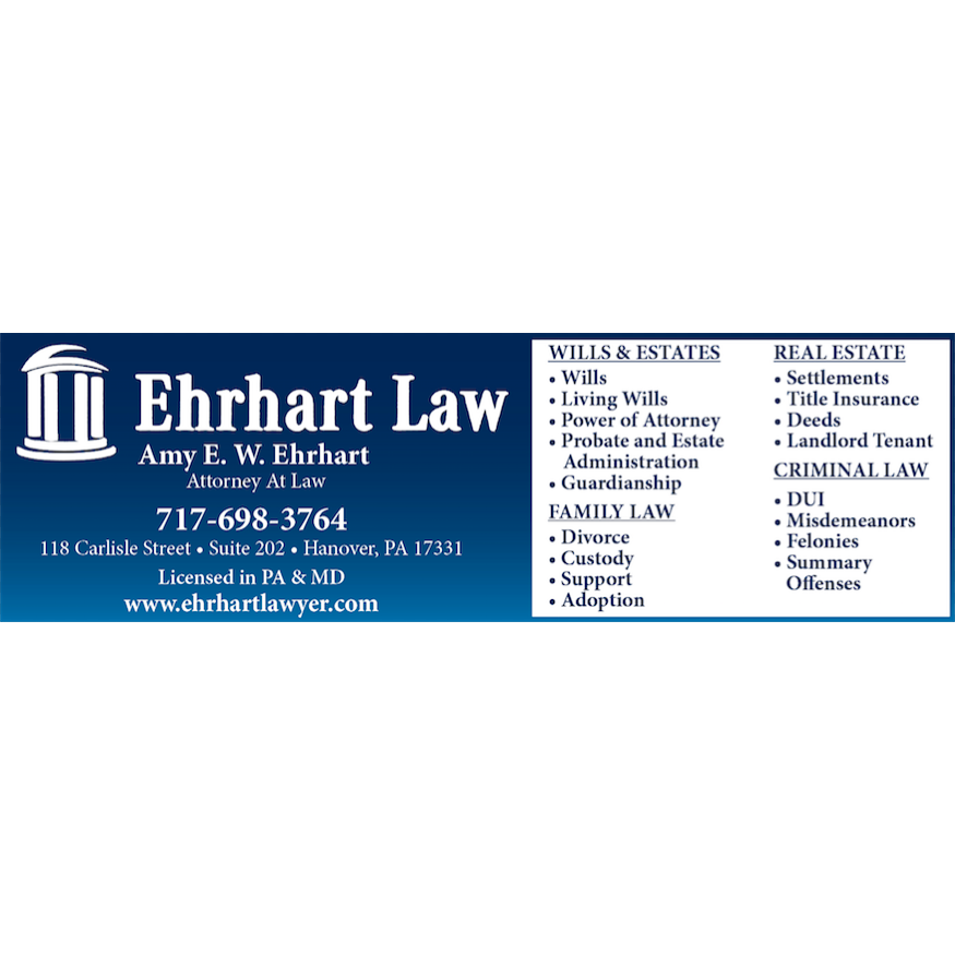Amy E W Ehrhart Attorney At Law - Hanover, PA 17331 - (717)698-3764 | ShowMeLocal.com