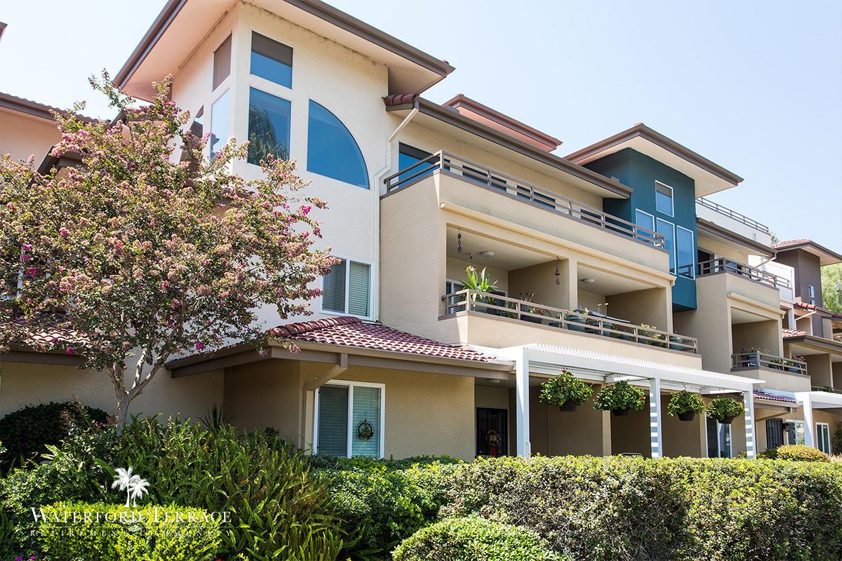 Waterford terrace retirement community in la mesa ca for Terrace senior living