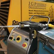 JGP Dienstleistungen AG