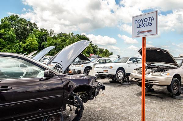 Auto parts salvage memphis tn 10