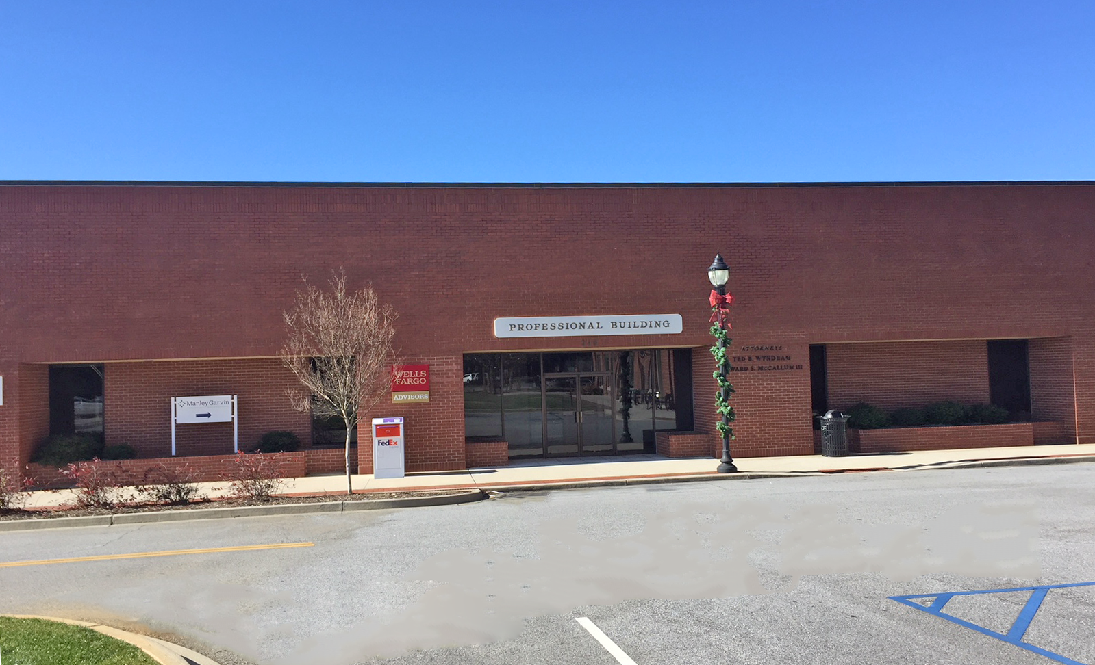 Law Offices of Edward S. McCallum in Greenwood, SC ...