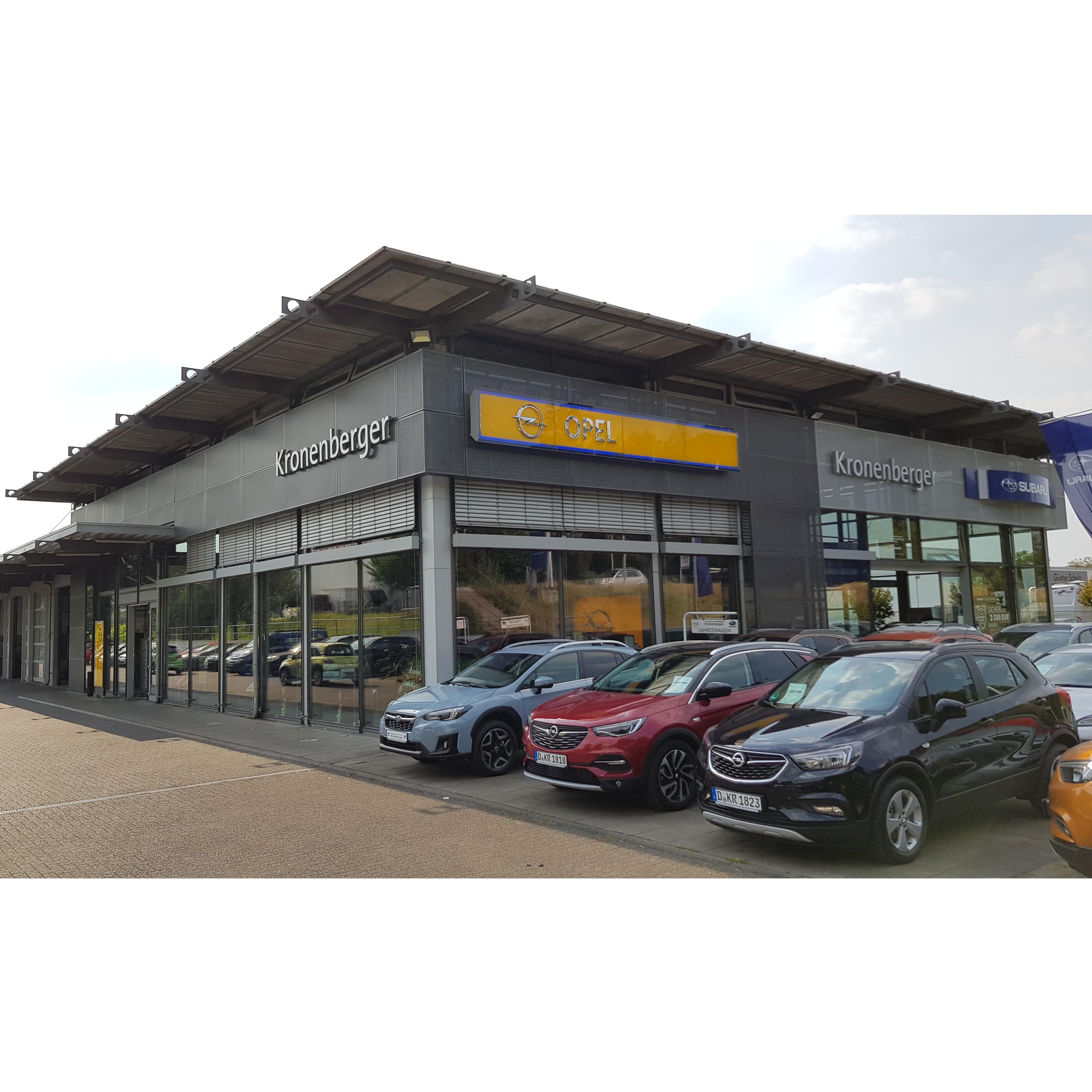 Bild zu Autohaus Kronenberger GmbH in Düsseldorf