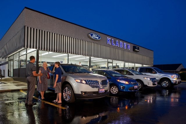 Klaben Ford Lincoln Ford Dealer Akron Kent Autos Post