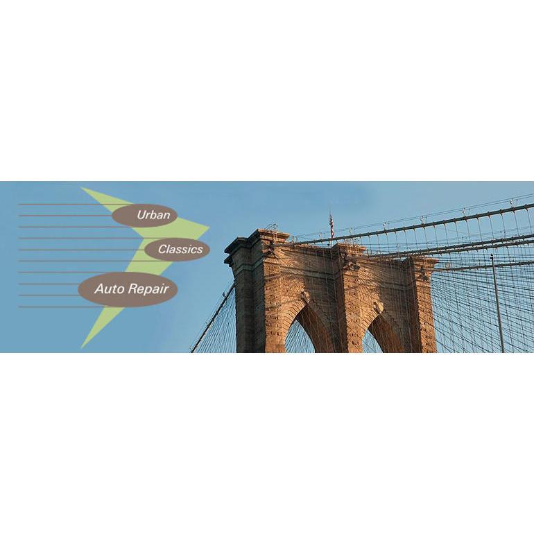 Urban Classic Auto Repair - Brooklyn, NY - General Auto Repair & Service