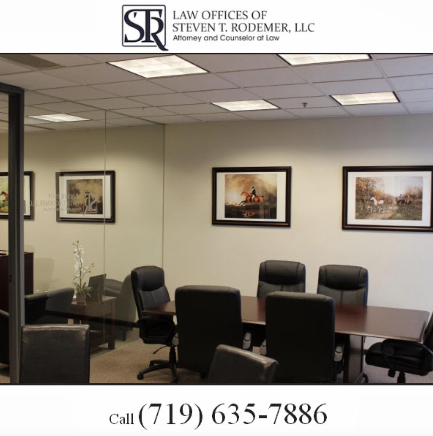 Law Office Of Steven Rodemer Llc Colorado Springs