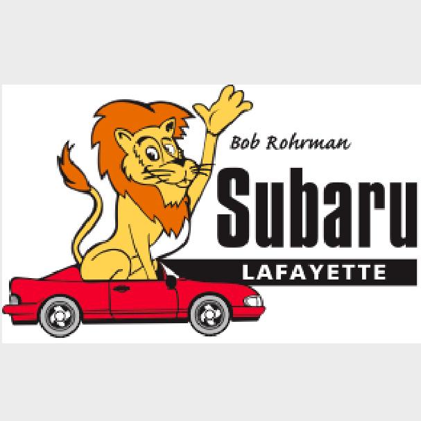 Bob Rohrman Subaru Logo