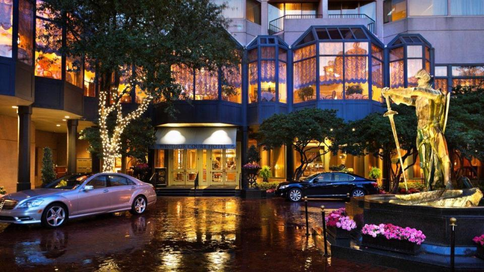 Restaurant August New Orleans